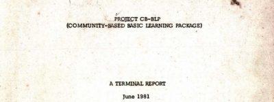 cb-clp terminal report cover