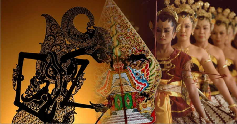 The Wayang Puppet Theatre